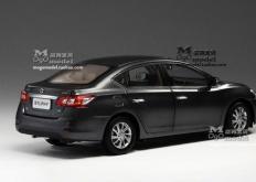 新轿车极有可能是基于东风日产Sylphy轿车