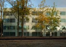 WielArets完成了鹿特丹Hoogvliet区的大学校园