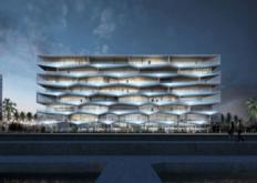建筑公司BIG公布了一项在巴哈马建造公寓楼的提案