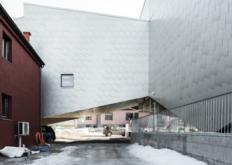 COBE和Transform完成了曲折的Porsgrunn海事博物馆