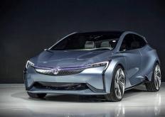 通用汽车中国公司发布了别克Velite概念车的预告片