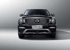 间谍照片这是中国的新广州汽车传祺GS7SUV