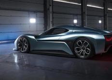 来自中国的NEXTEV电动超级跑车在纽伯格林进行测试