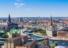 科比的托马斯克拉鲁普在VDF演讲中讨论了如何将哥本哈根变成城市客厅