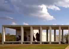 Arcadio和JavierMarín将墨西哥美术馆设计为可居住的雕塑