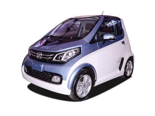 超时尚的众泰E200将于4月在中国汽车市场上发布