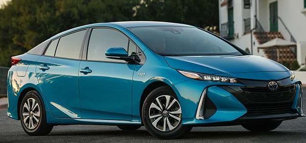 丰田普锐斯Prime被评为世界绿色汽车