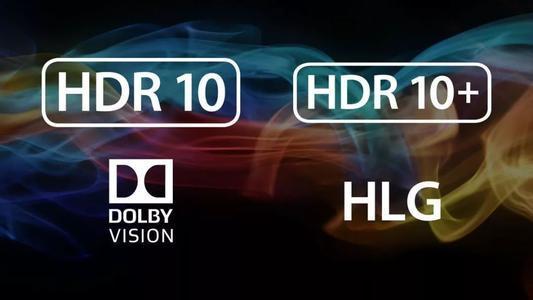 由三星公司推出的HDR10能够在内容方面再现更大的动态范围