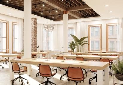 NeueHouse将在该市标志性的布拉德伯里大厦内打开一个新的工作区