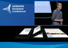 InfinityFlex显示屏并不是开发者大会的主要重点