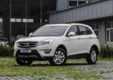 北汽SenovaX65几乎已准备好进入中国汽车市场