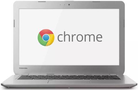 ChromeOS的支持可能不适合笔记本电脑外形的Chromebook