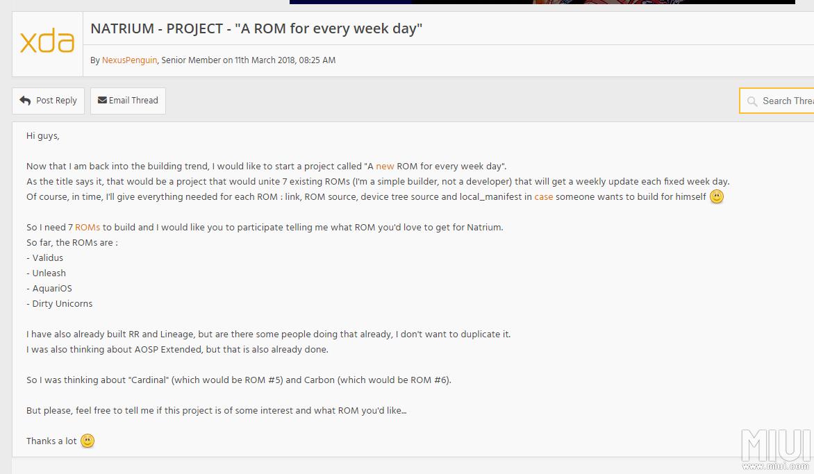 最近几个月由于华为在其旧设备上对ProjectTreble的支持
