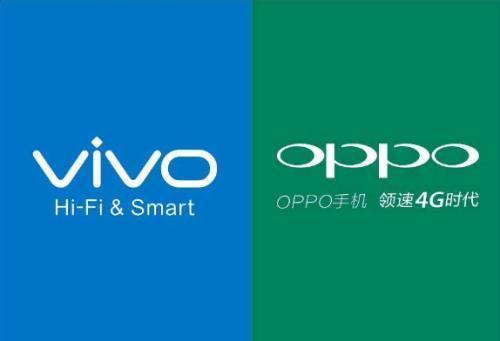 Vivo和Oppo拥有中国OEM的线下零售空间