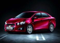 雪佛兰Aveo由上海通用汽车公司在中国生产