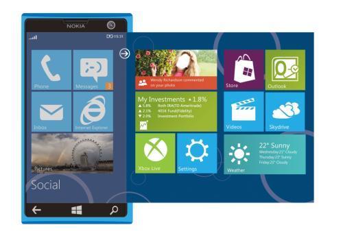 WindowsPhone应用程序现在具有完整的SkyDrive访问权限