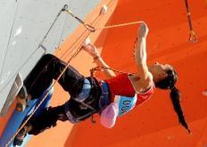 中国攀岩自然岩壁系列赛是目前国内唯一以自然岩壁为主题的国家级攀岩赛事