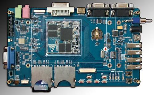 Eurotech的基于CortexA8处理器系列的工业应用的IoT网关