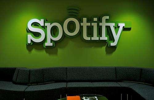 一些Spotify正在进行的令人兴奋的功能和增强功能的屏幕截图
