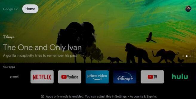 Google TV允许新的Chromecast用户选择退出建议