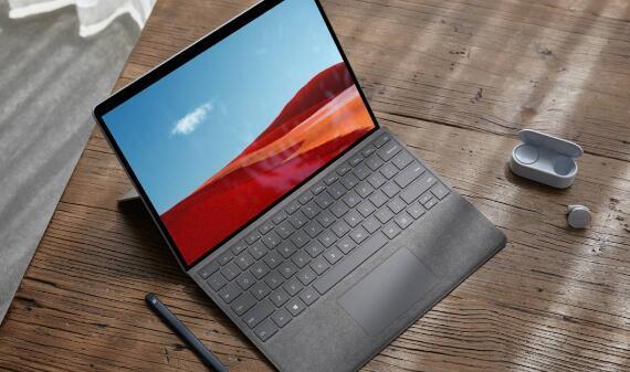 Surface Pro X升级带来Microsoft SQ 2芯片和更长的电池寿命