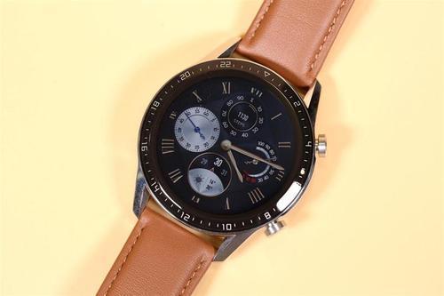 华为MateWatch将成为首款使用HarmonyOS的智能手表