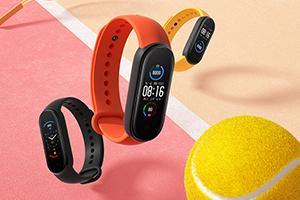 众所周知小米手环5有两个版本标准版和NFC版