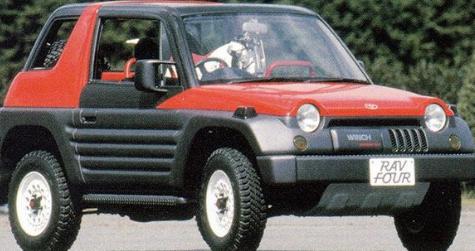 丰田汽车并非一直是道路上最激动人心的汽车