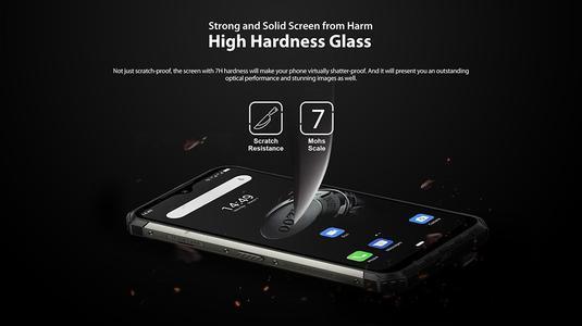 UlefoneArmor7E是Ulefone品牌新推出的专业耐用型智能手机