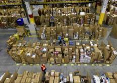 数千名亚马逊员工要求该公司采纳气候变化计划