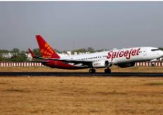 SpiceJet在推出新的国际直飞航班时获得7%的收益
