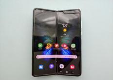 这张泄露的GalaxyZFold2照片展示了手机的内部显示屏