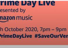 亚马逊Prime Day Live活动将以Lewis Capaldi为特色
