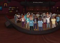 社交VR平台SensoriumGalaxy宣布与世界知名DJCarlCox合作