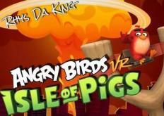 愤怒的小鸟VR和阿克隆松鼠的攻击现已免费提供万圣节更新