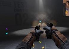 感谢osu之间的诸多相似之处!以及Harmonix的VR节奏射击游戏