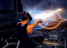 使用独特的手势即可将服务器场加入任何VR游戏
