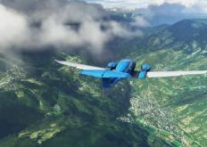 微软确认微软飞行模拟2020是公司传奇飞行模拟体验的最新版本