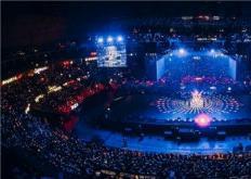 动感地带第十四届音乐盛典咪咕汇在广州开启