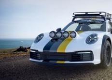 保时捷911Carrera4S成为达喀尔拉力赛启发的公路车
