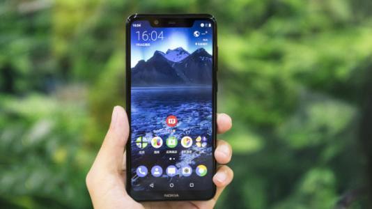 诺基亚X5是中国独有的设备用户现在可以在其中购买Android9Pie