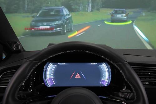 松下的ARHUD可能成为汽车安全的未来