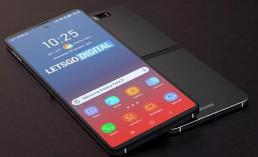 公司最终应该向公众展示其可折叠智能手机GalaxyF