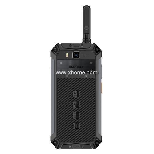 关于世界上第一部对讲机坚固耐用的电话UlefoneArmor3T