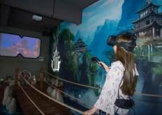 VR寓教于乐提供了一种身临其境的娱乐体验