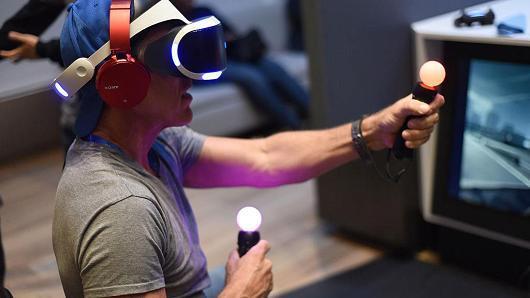 在此NBAJam风格的街球VR游戏中动作越甜得分就越高