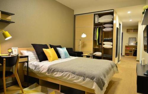 长租公寓行业本身门槛并不高很多企业为了抢占房源