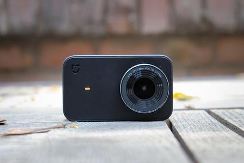 小米今天早些时候发布了MIJIA紧凑型4K相机