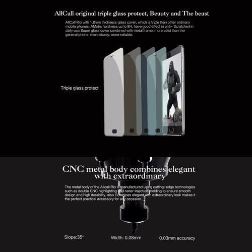 AllCall推出了一些新手机其中最著名的就是AllCallRio