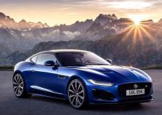 新款JaguarFType变得更清晰更时尚的2020年换装